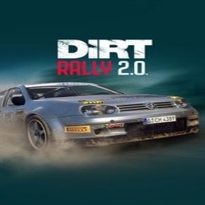 DiRT Rally 2.0 Volkswagen Golf Kitcar