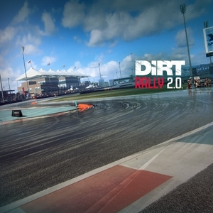 DiRT Rally 2.0 Yas Marina Circuit Abu Dhabi Rallycross Track