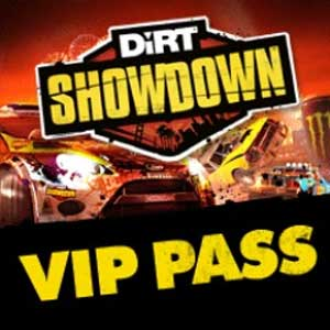 DiRT Showdown VIP Pass