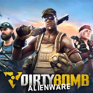 Buy Dirty Bomb Alienware Skin CD Key Compare Prices
