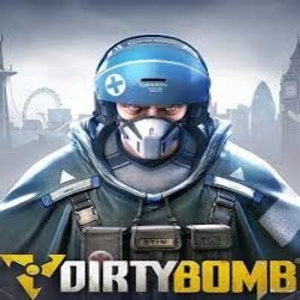 Dirty Bomb Booster Pack and 3 Mercs