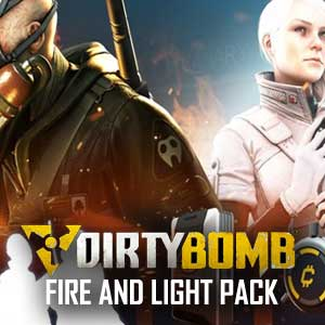 Dirty Bomb Fire and Light Pack