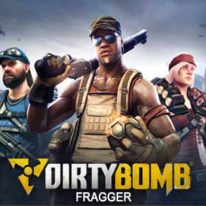Dirty Bomb Fragger