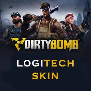 Buy Dirty Bomb Logitech Skin CD Key Compare Prices