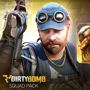 Dirty Bomb Squad Pack
