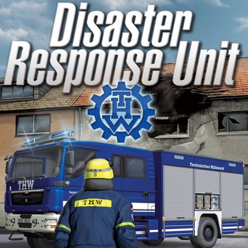 Disaster Response Unit THW
