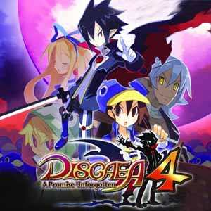 Buy Disgaea 4 A Promise Unforgotten Ps3 Game Code Compare Prices