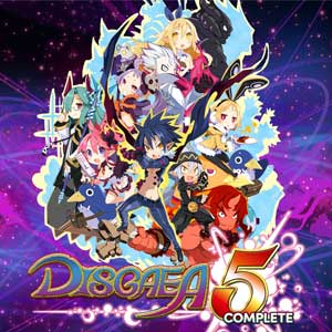 Buy Disgaea 5 Complete Nintendo Switch Compare prices