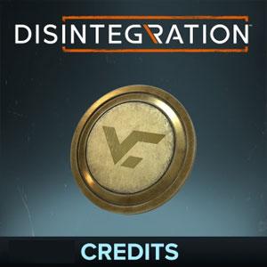 Disintegration Credits