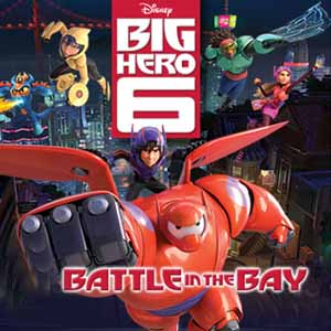 Buy Disney Big Hero 6 Battle in the Bay Nintendo 3DS Download Code Compare Prices