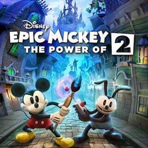 Buy Disney Epic Mickey 2 The Power of Two Xbox 360 Code Compare Prices