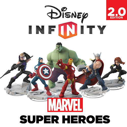 Buy Disney Infinity 2.0 Marvel Super Heroes PS4 Game Code Compare Prices