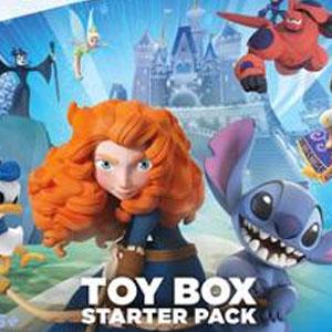 Disney Infinity Toy Box Starter Pack