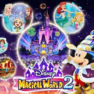 Buy Disney Magical World 2 3DS Download Code Compare Prices