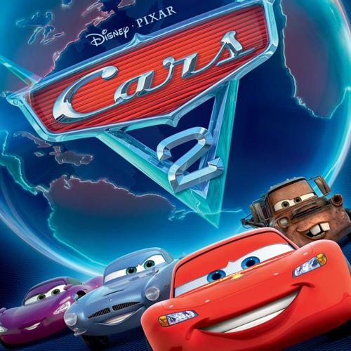 Disney Pixar Cars 2 The Video Game