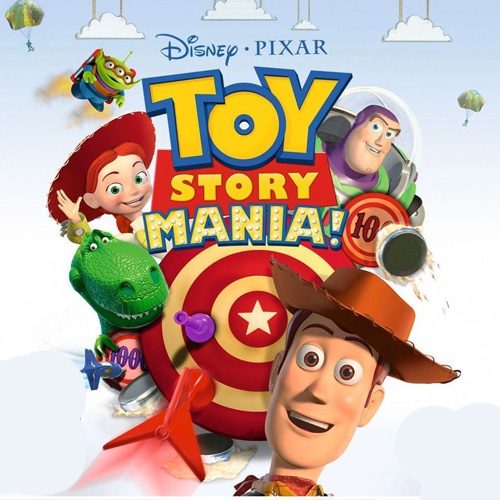 Buy Disney Pixar Toy Story Mania PS3 Game Code Compare Prices