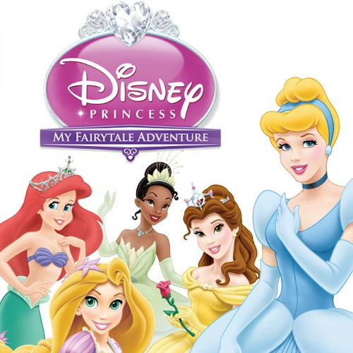 Disney Princess My Fairytale Adventure