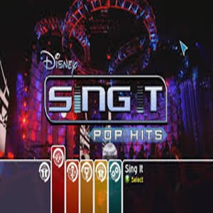 Buy Disney Sing It Pop Hits PS3 Compare Prices