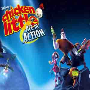 Disney's Chicken Little Ace in Action