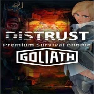 Disrtust and Goliath Premium Survival Bundle