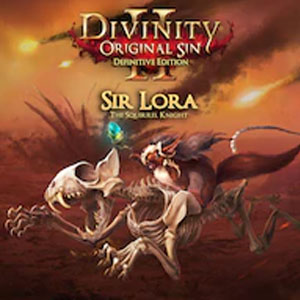 Divinity Original Sin 2 Companion Sir Lora the Squirrel