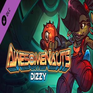 Dizzy Awesomenauts Character