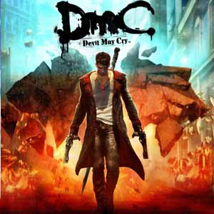 Buy DmC Devil May Cry PS3 Game Code Compare Prices