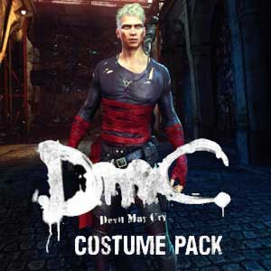 Buy DMC Devil May Cry Costume Pack CD Key Compare Prices