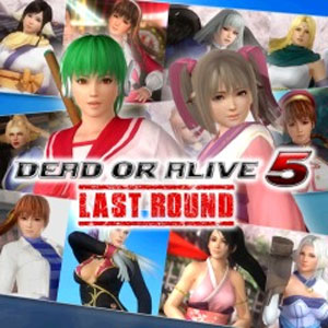 DOA5LR AQUAPLUS Mashup Set