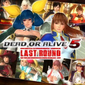 Buy DOA5LR Arc System Works Mashup Set PS4 Compare Prices