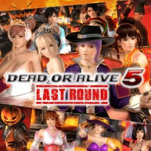 DOA5LR Halloween Costumes 2017 Full Set