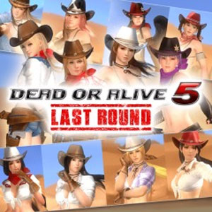 Buy DOA5LR Rodeo Time Costume Set CD Key Compare Prices