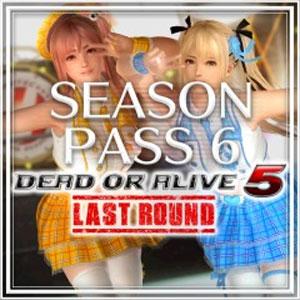 DOA5LR Season Pass 6