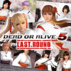 Buy DOA5LR Shrine Maiden Costume Set CD Key Compare Prices