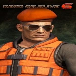 DOA6 Character Bayman