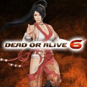 DOA6 Character Momiji