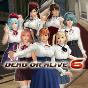 DOA6 High Society Costume Set