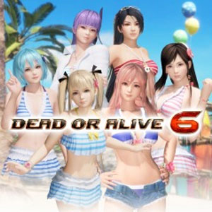 DOA6 Hot Summer Costume Set