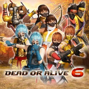 Buy DOA6 Morphing Ninja Costume Set Xbox One Compare Prices