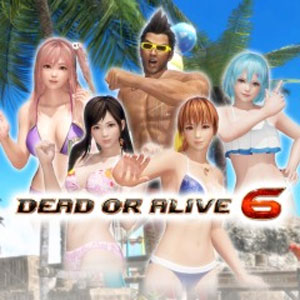 DOA6 Seaside Eden Costumes
