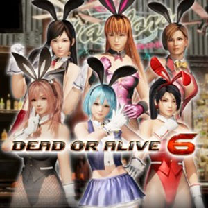 Buy DOA6 Sexy Bunny Costume Set CD Key Compare Prices