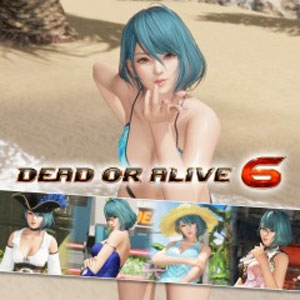 DOA6 Tamaki Debut Costume Set