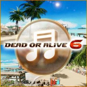 DOA6 Vacation to Paradise BGM Set