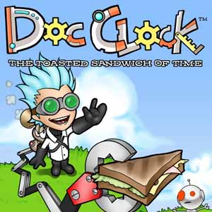 Doc Clock The Toasted Sandwich of Time