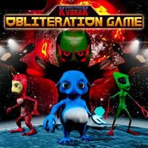 Doctor Kvoraks Obliteration Game