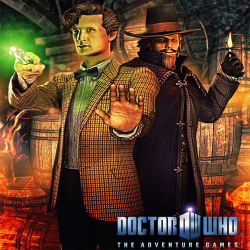 Buy Doctor Who The Adventure Games CD Key Compare Prices