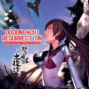 Buy DoDonPachi Resurrection CD Key Compare Prices