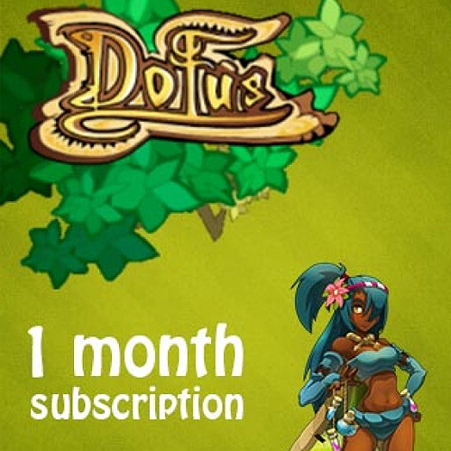 Buy Dofus 1 Month Subscription GameCard Code Compare Prices