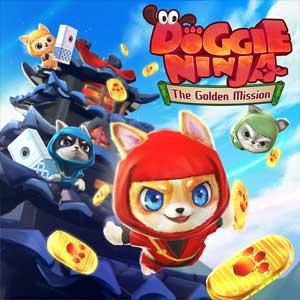 Doggie Ninja The Golden Mission