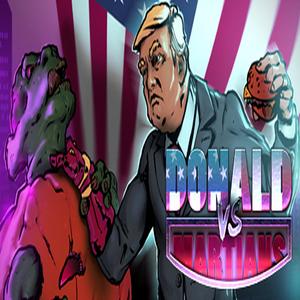 Donald vs Martians